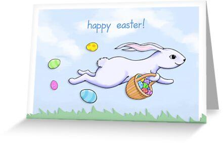 Easter Rabbit Run by Mariana Musa