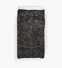 Smith's Illustrated Astronomy - Visible Heavens from January 21st to April 17th - Page 67 Duvet Cover