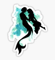 Finding Impossible Love Sticker