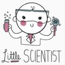 Little Scientist by twisteddoodles