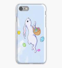 Easter Rabbit Run iPhone 4 Case iPhone Case/Skin
