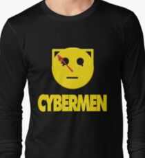 CYBERWATCHMEN Long Sleeve T-Shirt