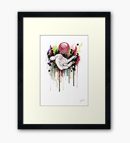 Father Framed Print