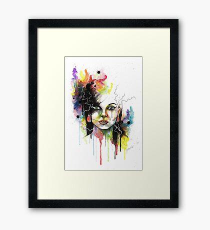 Kasey 2 Framed Print