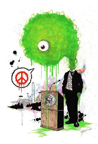 Mr. President by Daniel Savoie