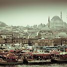 Istanbul by Josephine Pugh