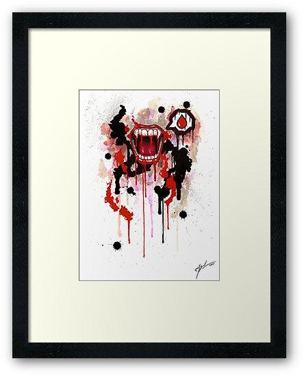 Vampire by Daniel Savoie