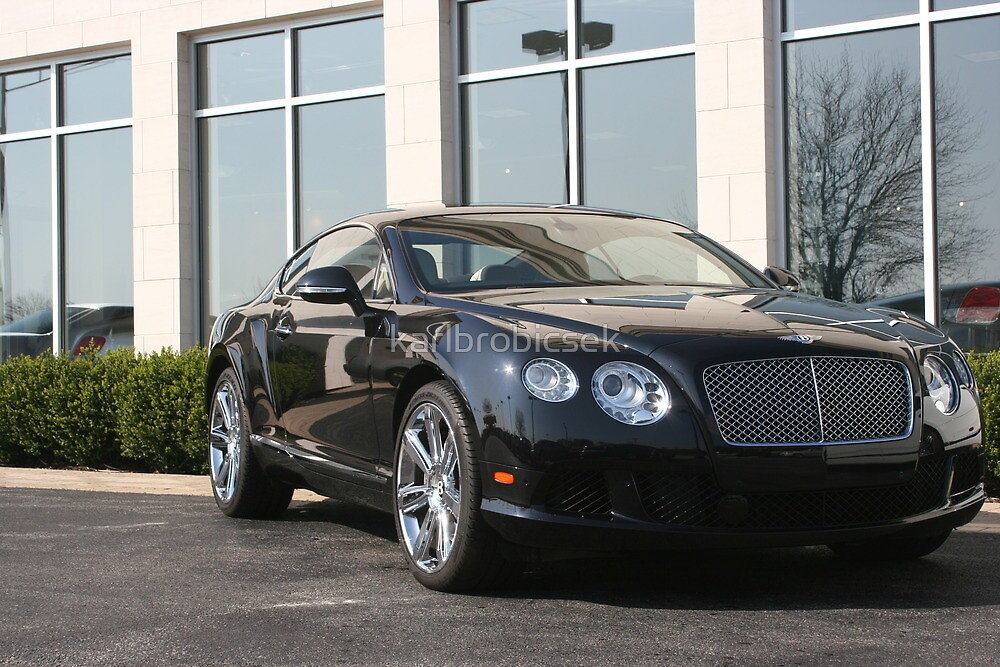 Bentley Continental  by karlbrobicsek