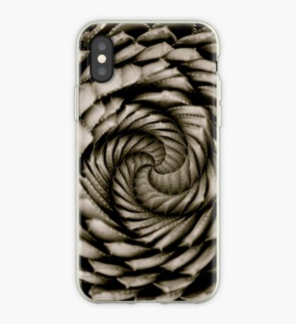 spiral iphone/samsung galaxy cover iPhone Case