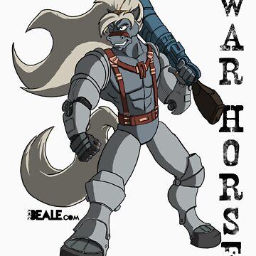 War Horse by NickBeale