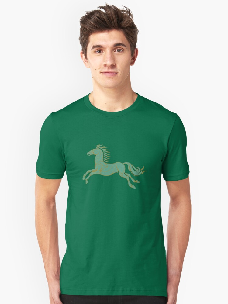 Horse of Rohan Unisex T-Shirt Front
