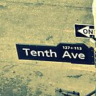 Tenth Avenue by Sierra deGroot