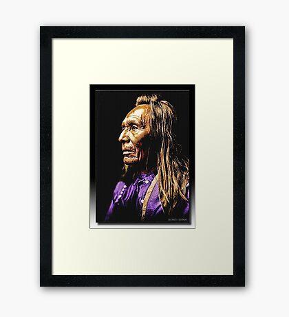 The Native Framed Print