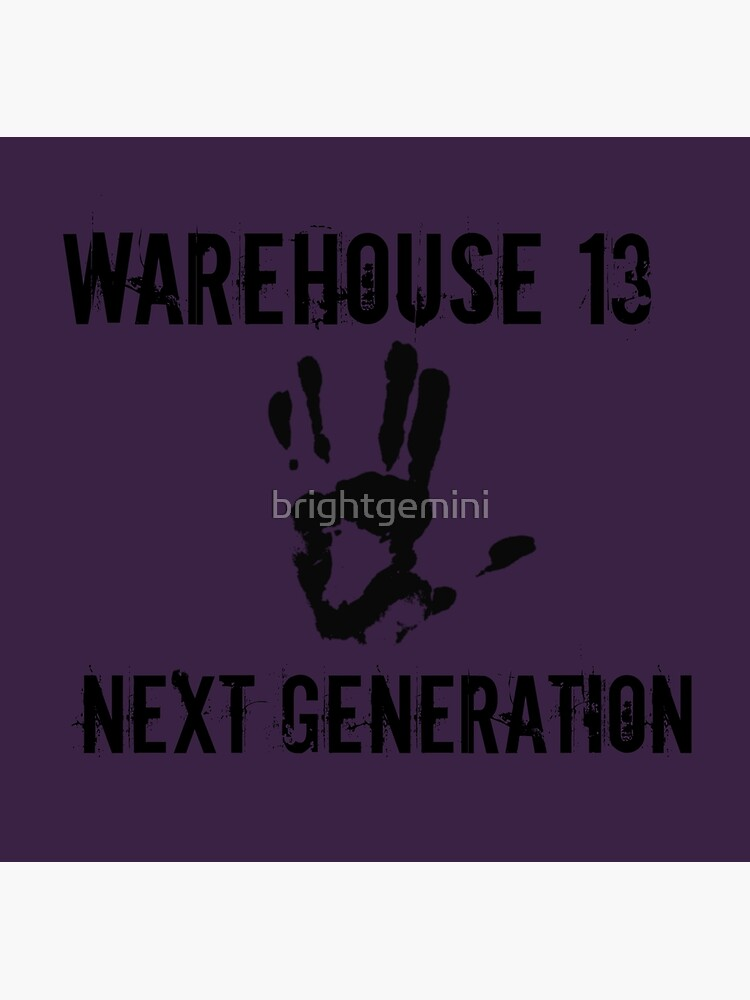 Warehouse 13 Next Gen 2 | Poster