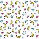Banana Love by Kirsty Mordaunt