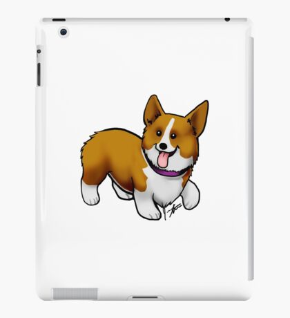 Corgi iPad Case/Skin