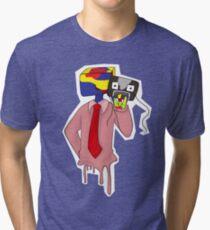 BouledeNeige Tri-blend T-Shirt