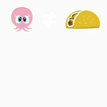 Tako ≠ Taco by misohungry