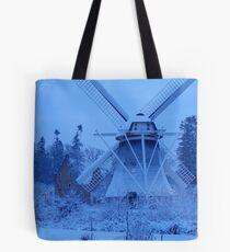 natural blue Tote Bag
