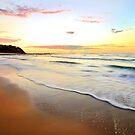 Perfect Morning - Bateau Bay Beach by Jacob Jackson