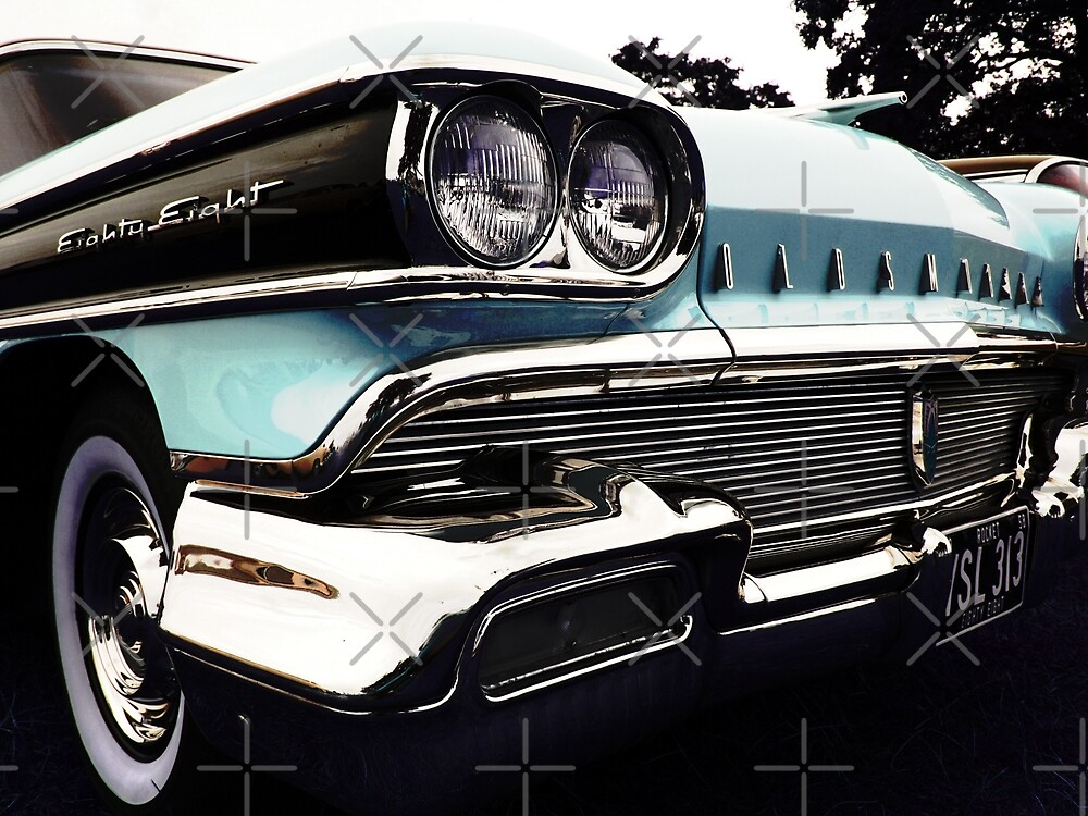 Oldsmobile Eighty Eight by Chris Jackson