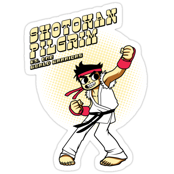 Shotokan Pilgrim by ninjaink