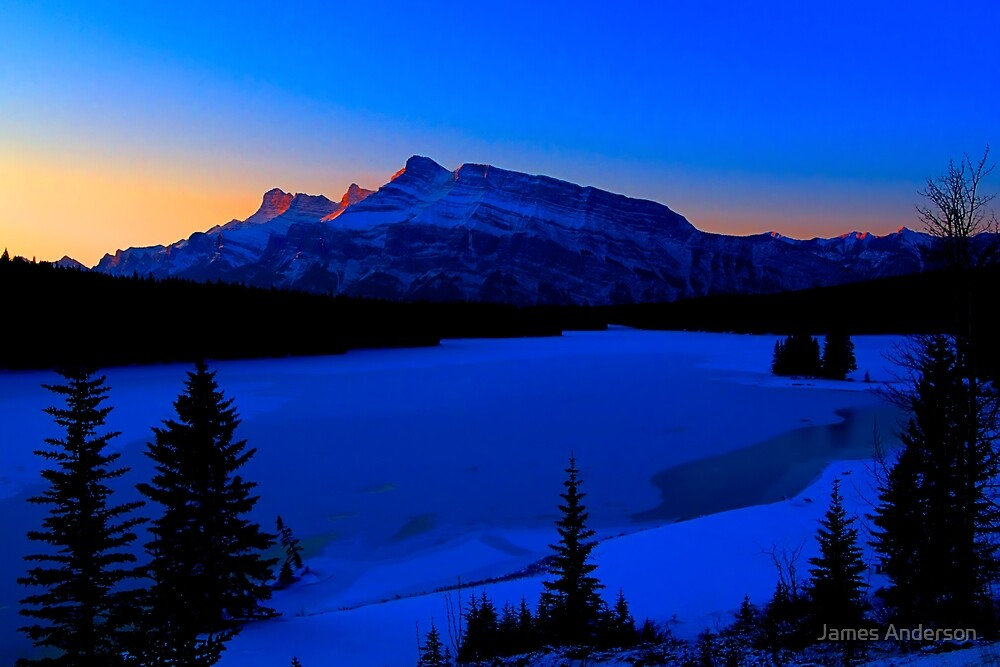 Jack Frost Blues by James Anderson