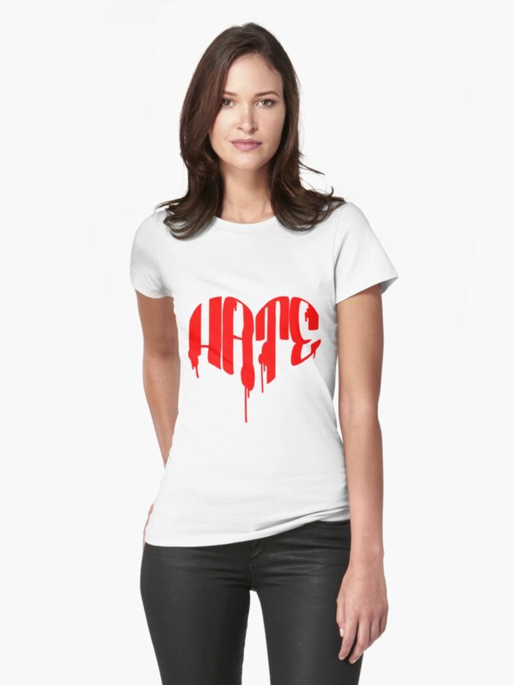 Love/Hate by sixfiftyfive