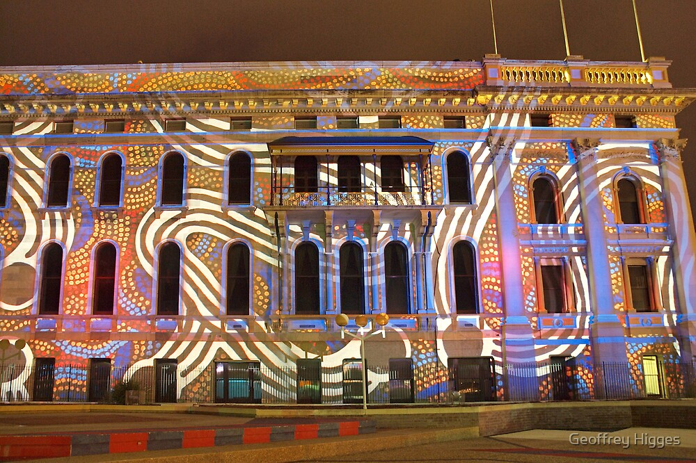 South Australian Parliament Building by Geoffrey Higges