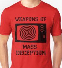 Weapons of Mass Deception T-Shirt