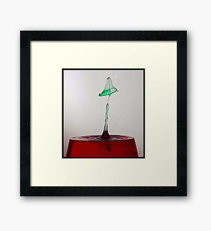 Growing Framed Print
