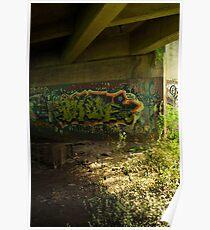 Sydney Graffiti #6 Poster