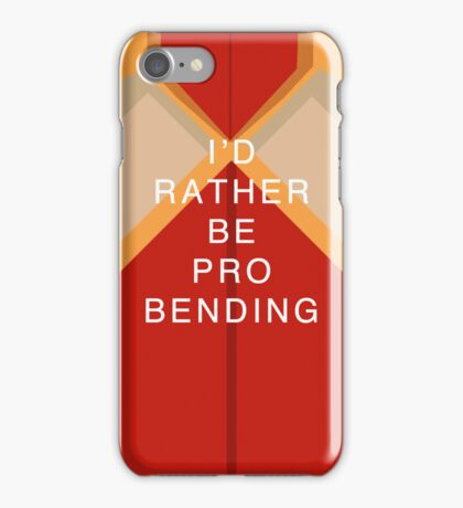 Rather Be Probending iPhone Case/Skin