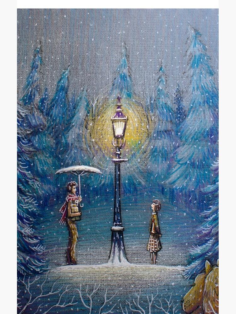 Narnia Magic Lantern by illustore