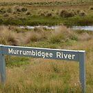 murrumbidgee river at the start by geoffgrattan