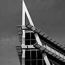 Sharp building by Patrick Reinquin