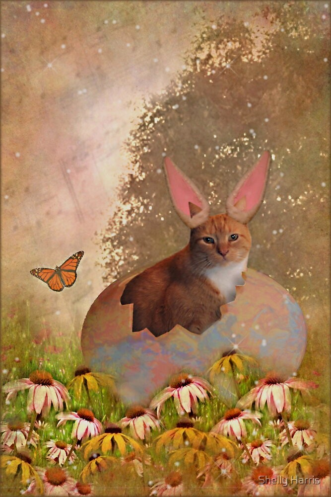 Annie Wants To Be The Easter Bunny by Shelly Harris