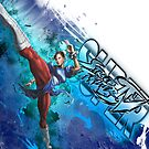 Super Street Fighter 4 - Grunge of Chun Li by Stevie B
