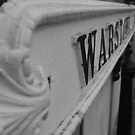 Warstone Lane - Old Street Sign by JenaHall