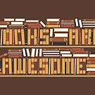 Book Are Awesome by renduh