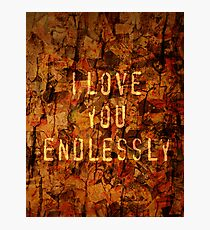 Endlessly Photographic Print