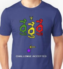 Atari Adventure Challenge Accepted TeeShirt Unisex T-Shirt