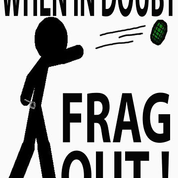 Frag out by Dewell