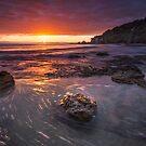 Otarawaiwere Sunrise by Ken Wright