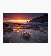 Otarawaiwere Sunrise Photographic Print