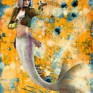 Steampunk Mermaid by InfinityRain