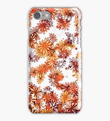 60's springtime iPhone Case/Skin