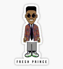 Prince School'n Sticker
