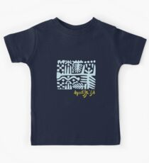 is that a real Matisse? Kids Tee