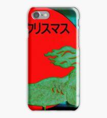 Christmas Mermaid - Japanese iPhone Case/Skin